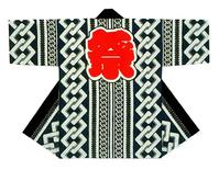 【長半天】  タッサーブロード(綿100%)