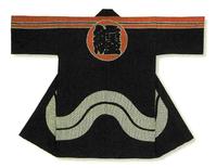 【長半天】  刺子(綿100%)
