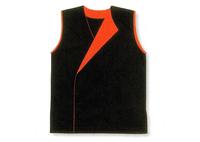 【袖なし半天】 10番綿布(綿100%) M:75cm L:80cm
