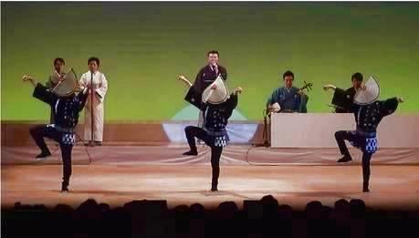 名古屋民族舞踊研究 かすりの会様