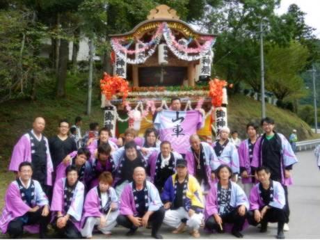 東栄町の本郷祭り!