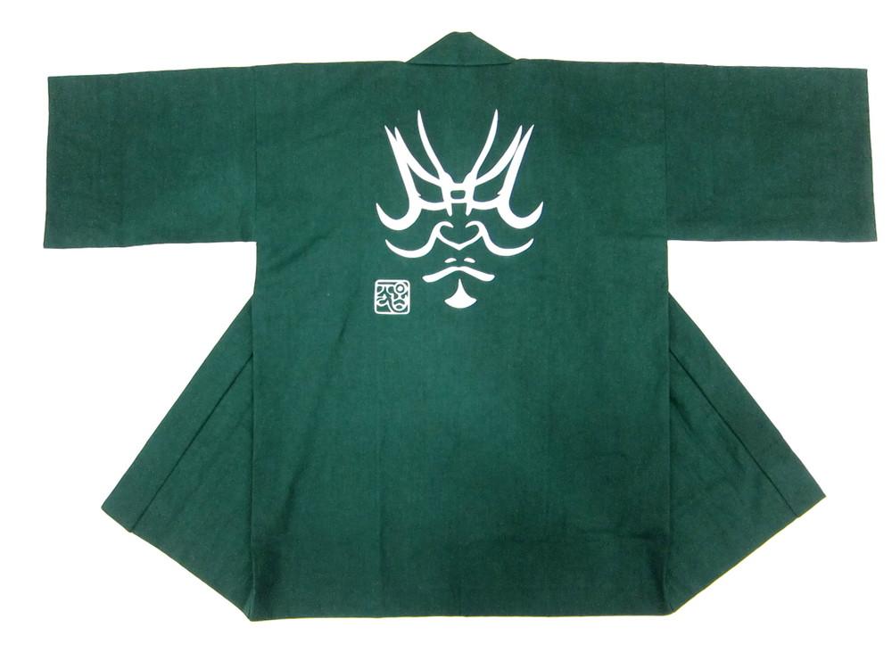 歌舞伎の隈取柄